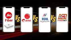 Reliance JioFiber Vs Airtel, Tata Sky, Act Fibernet, And Hathway: Who's The Best