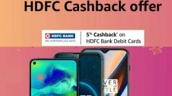 These Irressistible Amazon Cashback And EMI Offers On Smartphones Will Make You Buy One