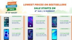 Flipkart National Shopping Days Sale – Galaxy S10, Oppo Reno, Honor 20, Galaxy A30 And More