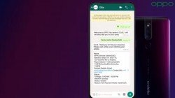 Oppo Ollie, An AI-Powered Chatbot Launched On WhatsApp