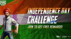 PUBG MOBILE Independence Day Challenge: How To Participate And Win Free Rewards