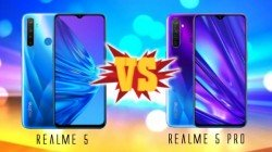 Realme 5 Pro Vs Realme 5: What Are The Key Differences