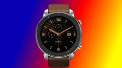 Huami Amazfit GTR Smartwatch With 24 Days Battery Life In India