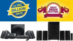 Amazon And Flipkart Sale: Discount On Home Theaters From Sony, Samsung, Panasonic, JBL And More