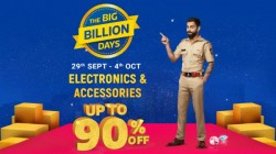 Flipkart Big Billion Days Sale: Attractive Offers On Electronics And Accessories