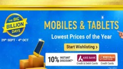 Flipkart Big Billion Days Preview Offers: List Of Smartphones On Discount