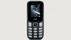 Lava A1200 Feature Phone With 7 Days Battery Backup Launched