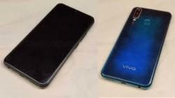 Vivo U10 Key Specs Confirmed: 5000mAh Battery And Triple Rear Cameras