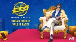 Flipkart Big Billion Days Offers: Right Time To Upgrade Your Mobile, Laptop, TV and More