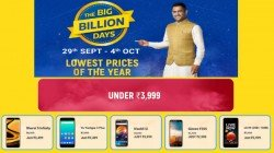 Flipkart Big Billion Days Sale: Best Smartphones Priced Under Rs. 3,999