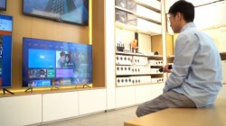 Xiaomi Mi 8K TV Promo Video Shows Bezel-Less Design