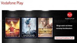 Vodafone Introduces Its Play Mobile Website In India: Here Are All The Details