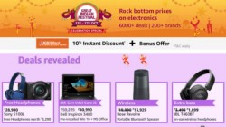 Amazon Diwali Offers On Camera, Laptops, Smart Band And Other Products