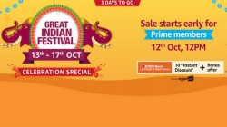 Amazon Great Indian Festival Sale Offers On Electronics Gadgets