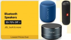 Flipkart Diwali Offers: Bluetooth Speakers On Discount Right Now