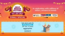 Amazon Great Indian Festival Diwali Special Deals On Smartphone, Gadgets, And More
