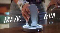 DJI Announces Mavic Mini Ultralight Drone For Rs. 28,325