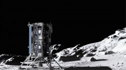 SpaceX Falcon To Launch Private Moon Lander In 2021