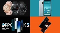 Week 41, 2019 Launch Roundup: Nokia 6.2, OnePlus 7T Pro, OPPO Reno Ace, Motorola One Macro And More