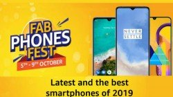 Amazon Fab Phones Fest: Vijayadashami And Dasara Discount Offers On Smartphones