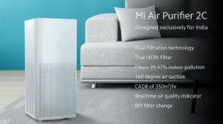 Xiaomi Mi Air Purifier 2C Launched In India For Rs. 6,499
