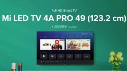 Xiaomi Mi TV 4A Pro Gets Netflix, Amazon Prime Video Support