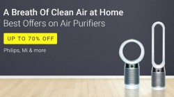 Air Purifiers Available At Up To 70% Off On Flipkart