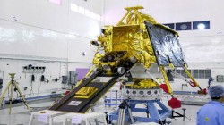 Chandrayaan-2 Vikram Lander Crash Landed 500m Away From Target: Indian Govt