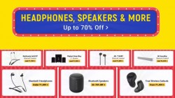 Flipkart Big Shopping Days Sale: Offers On Headphones, True Wireless Earbuds, Speaker And More