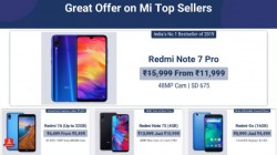 Flipkart Offers Lucrative Discounts On Xiaomi Smartphones