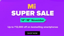 Redmi Smartphones You Can Buy During Mi Super Sale