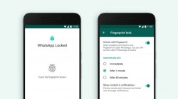 WhatsApp On Android Now Supports Fingerprint Unlock, Here's How You Can Set It Up