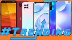 Most Trending Smartphones Of Last Week: Xiaomi Redmi K30, Note 8, Nokia C1, Realme X50 And More