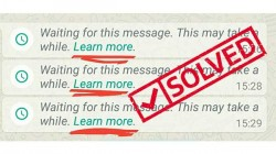 Top 2 Ways To Fix Waiting For This Message Error On Whatsapp