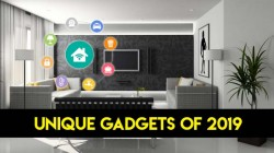 Unique Gadgets That Caught Everyone's Attention In 2019