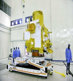 ISRO Seeking Additional Rs. 75 Crores For Chandrayaan-3 Mission