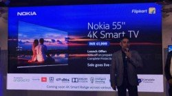 Nokia 55-inch 4K UHD Smart TV Announced In India: Sale Starts December 10 On Flipkart