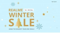 Realme Winter Sale Provides Irresistible Offers On Your...