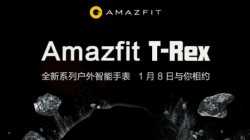 CES 2020: Huami Amazfit T-Rex Rugged Smartwatch To Launch On January 8