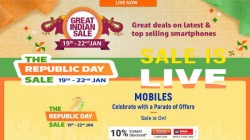 Best Selling Samsung Mobiles On Sale At Flipkart Republic Day Sale And Amazon Great Indian Sale 2020