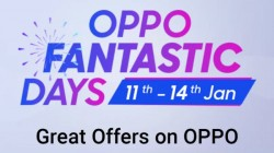 Oppo Fantastic Days Sale Offers: Oppo Smartphones On Discount