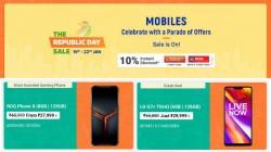 Flipkart Republic Day Sale Offers Huge Discounts On Premium Smartphones