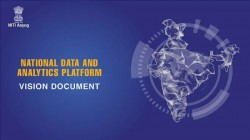 Indian Government Chalks Vision Document For National Data And Analytics Platform