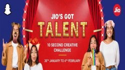 Jio's Got Talent: Telco Joins Snapchat For Talent Search