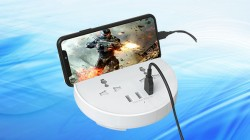 Portronics Launches Power Bun Universal USB Charging Hub In India At Rs. 799