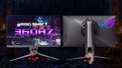 Asus ROG Swift 360Hz And Swift PG32UQX Showcased At CES 2020
