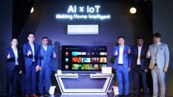TCL Launches 4K AI Smart TVs, ACs In India