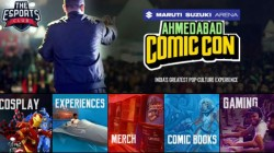 TEC Partners With Comic Con To Set Up Gaming Experience Zones