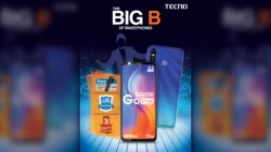Tecno Launches Spark Go Plus With 6.52-Inch Dot-Notch Display