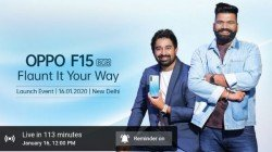 Oppo F15 Set To launch Today In India: How To Watch The Live Stream